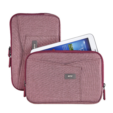 e5 ROSSO 7 Tablet Tasche, rot