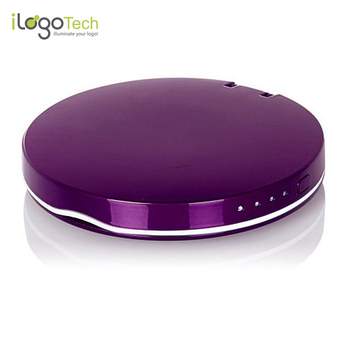 iLogoTech Power Compact Kosmetikspiegel PowerBank