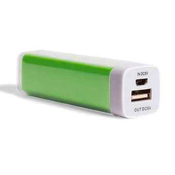 iLogoTech Power Stick 2200mAh, Grün