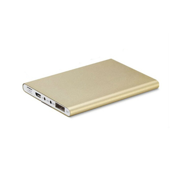 iLogoTech Power Clip 3000mAh PowerBank, gold