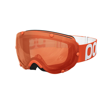 POC Lobes Unisex Skibrille, orange