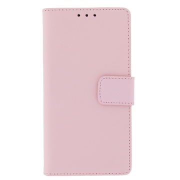 Slim Leder Bookstyle Tasche für iPhone 6 Plus, Pink