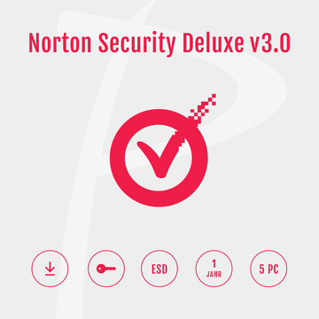 Norton Security Deluxe v3.0