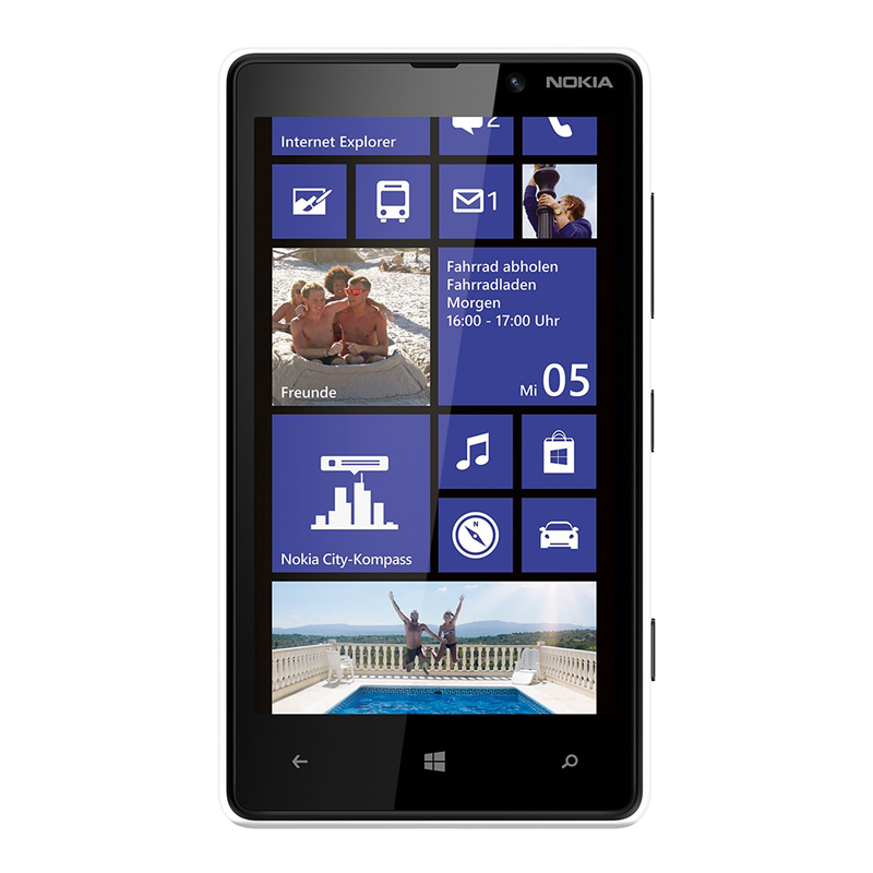nokia lumia 820 smartphone wei kaufen pro jex. Black Bedroom Furniture Sets. Home Design Ideas