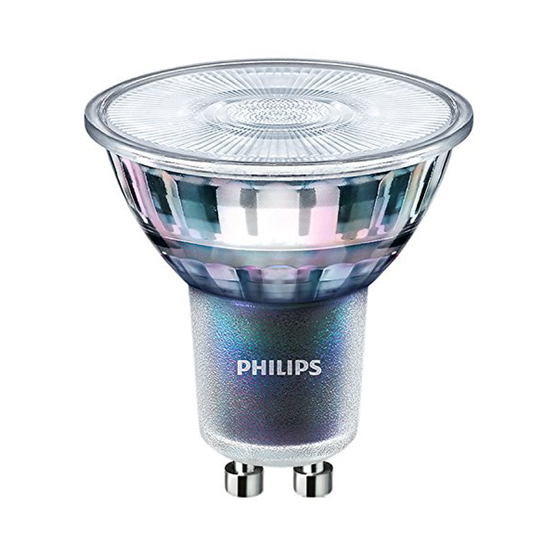 MASTER LED ExpertColor 5.5-50W GU10 930 36D Lampe, Wei