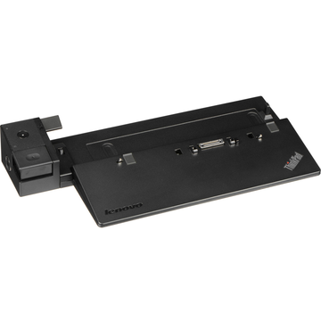 Lenovo ThinkPad Ultra Dock 40A2 Dockingstation mit Schlüssel, schwarz