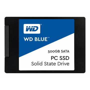 500GB WESTERN DIGITAL Blue SSD